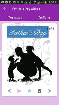 Father`s Day Wishes GIF apk screenshot