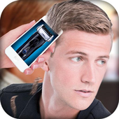 Hair Trimmer (Real Razor) Prank icon