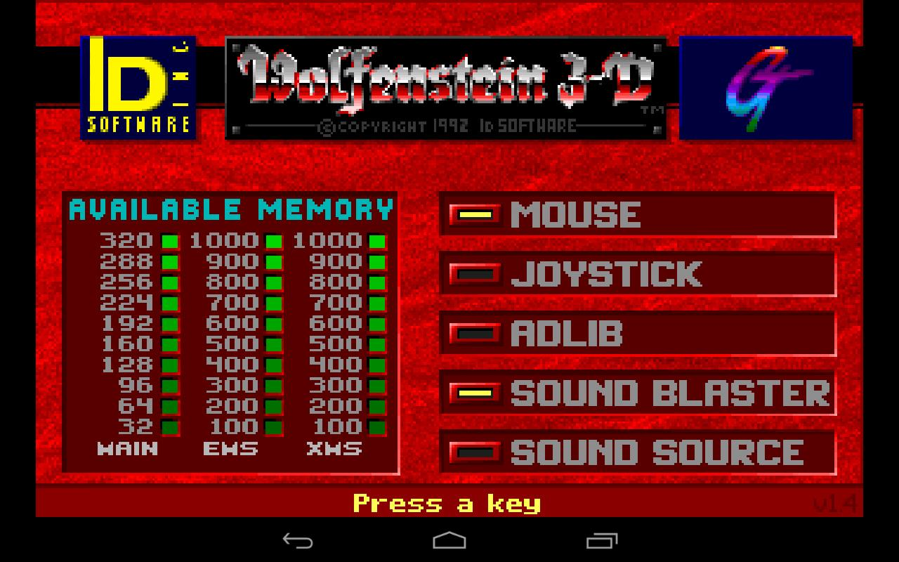 Automatic Wolfenstein 3D for Android - APK Download
