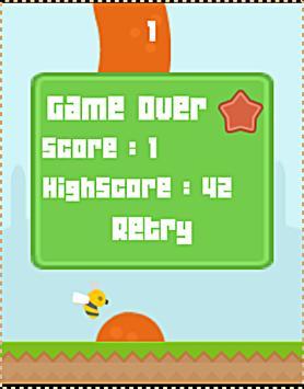 Flappy Zoo screenshot 3