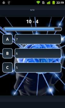 Calculo - Mental Calculation screenshot 1