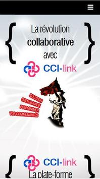 CCI-LINK poster