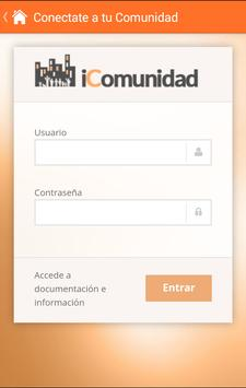 iComunidad screenshot 2