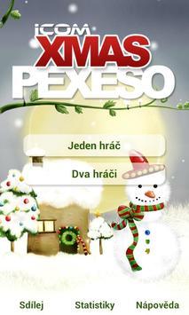 iCom XMAS Pexeso poster