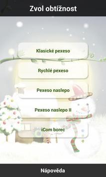 iCom XMAS Pexeso apk screenshot