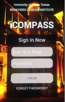 Icompass V1.0 apk screenshot