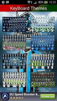 Icon Gremio Keyboard poster