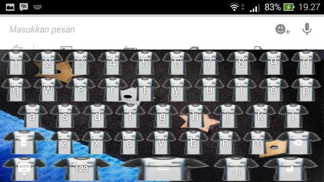 Icon Gremio Keyboard apk screenshot