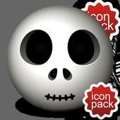 Theme Halloween icons HD icon