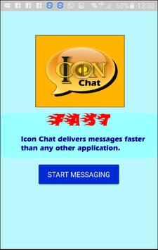 Icon Chat apk screenshot