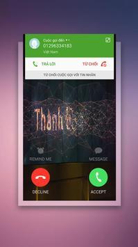 Call Screen - Video Caller Id poster