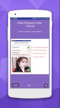 Call Screen - Video Caller Id screenshot 1