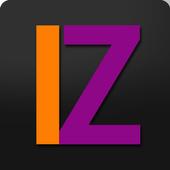 Iconzoomer ícone