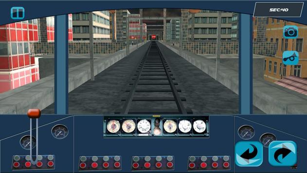 Metro Train City Drive imagem de tela 3