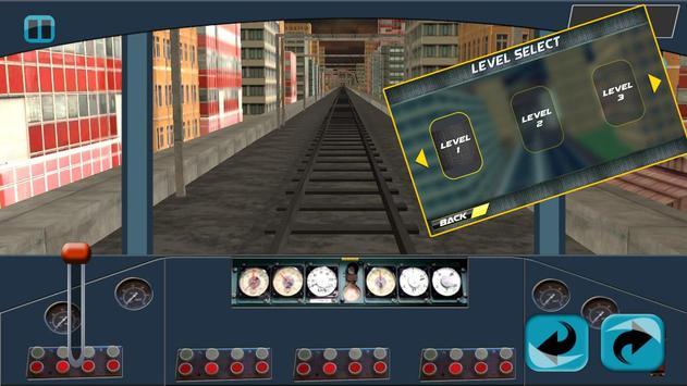Metro Train City Drive imagem de tela 1