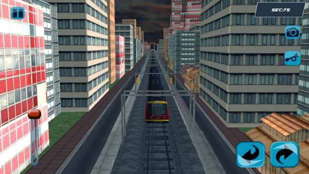 Metro Train City Drive imagem de tela 2