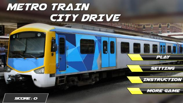 Metro Train City Drive screenshot 5