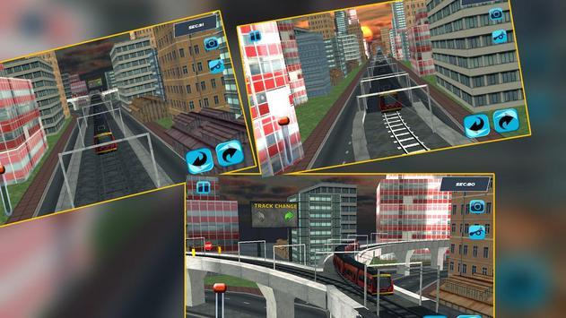 Metro Train City Drive imagem de tela 9