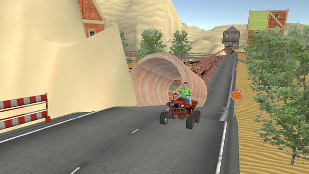 New York Desert Bike Race apk screenshot