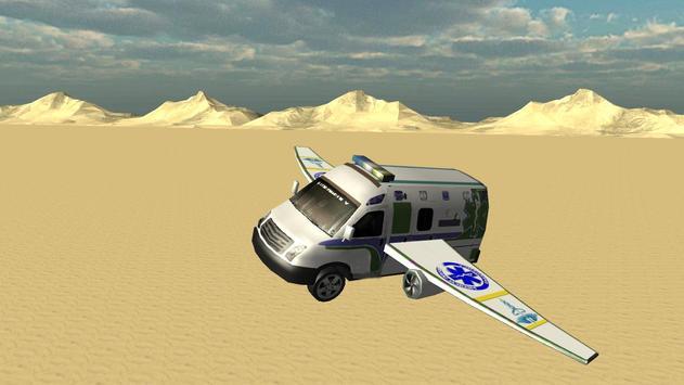 Ambulance Flying Rescue apk screenshot