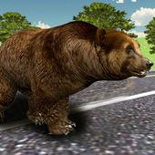 City Bear Simulator icon