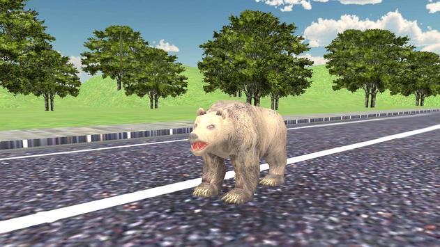 City Bear Simulator screenshot 4
