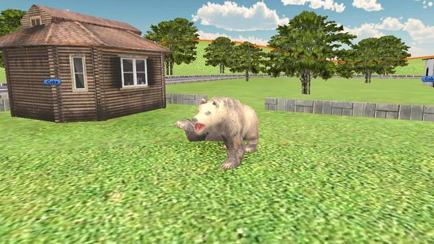 City Bear Simulator screenshot 1