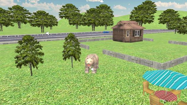 City Bear Simulator screenshot 2