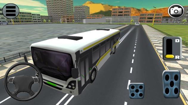 City Bus Simulator Mania screenshot 1
