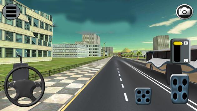 City Bus Simulator Mania screenshot 2