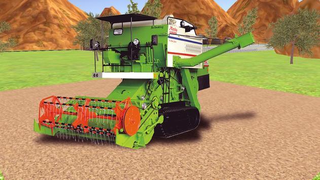 Combine Harvester Forage Plow screenshot 4
