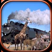 Farm Animal Train Transporter icon