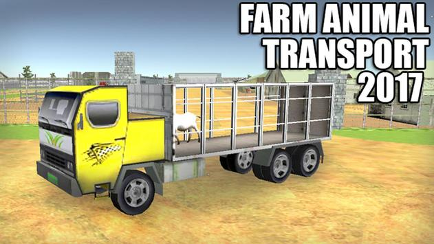 Farm Animal Transport 2017 poster