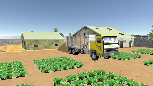 Farm Animal Transport 2017 screenshot 13