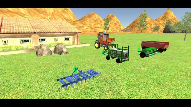 Farm Harvesting Sim 2017 apk screenshot