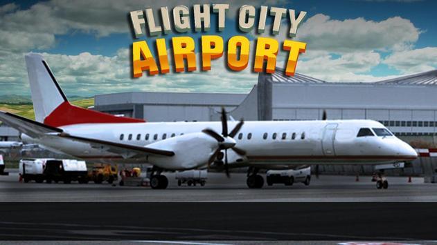 Flight City Airport poster