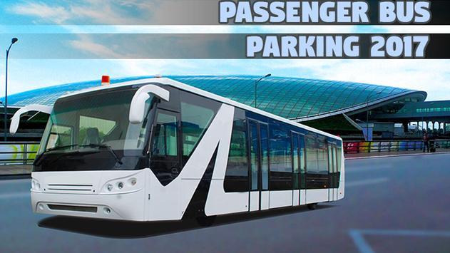 Passenger Bus Parking 2017 screenshot 5