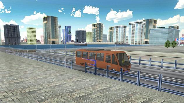 Passenger Bus Parking 2017 screenshot 7