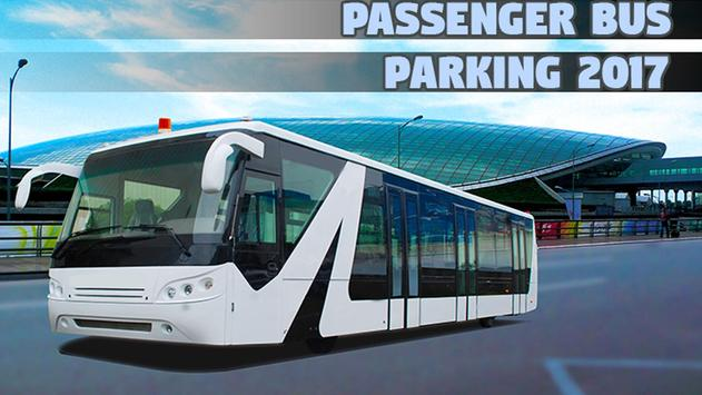 Passenger Bus Parking 2017 poster