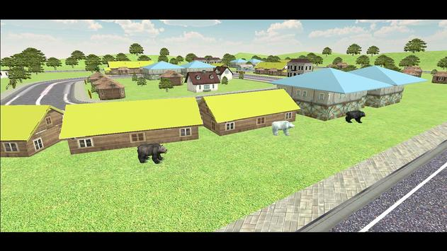 Real Bear Simulator 2017 apk screenshot