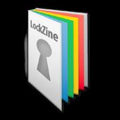 Personal Lock Screen: LockZine icon