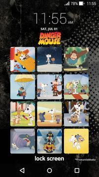 Danger Mouse Lock Screen poster