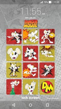 Danger Mouse Lock Screen screenshot 3