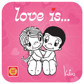 Love Is... Lock Screen icon