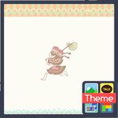 소녀(인디언) 도돌캘린더 테마 icon