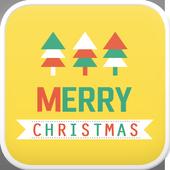 Christmas go locker theme icon