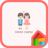 Mini-Me dodol launcher theme icon