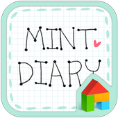 Mintdiary dodol launcher theme icon