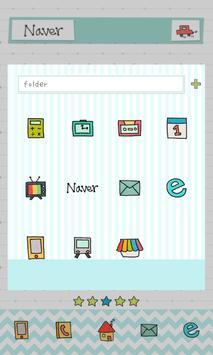 Mintdiary dodol launcher theme apk screenshot