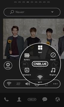 CNBLUE dodol launcher theme apk screenshot